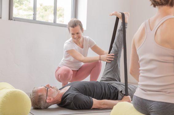 Katharina Brade Personal Yoga Harmstrings Faszien Murgtal Baden-Baden Rastatt